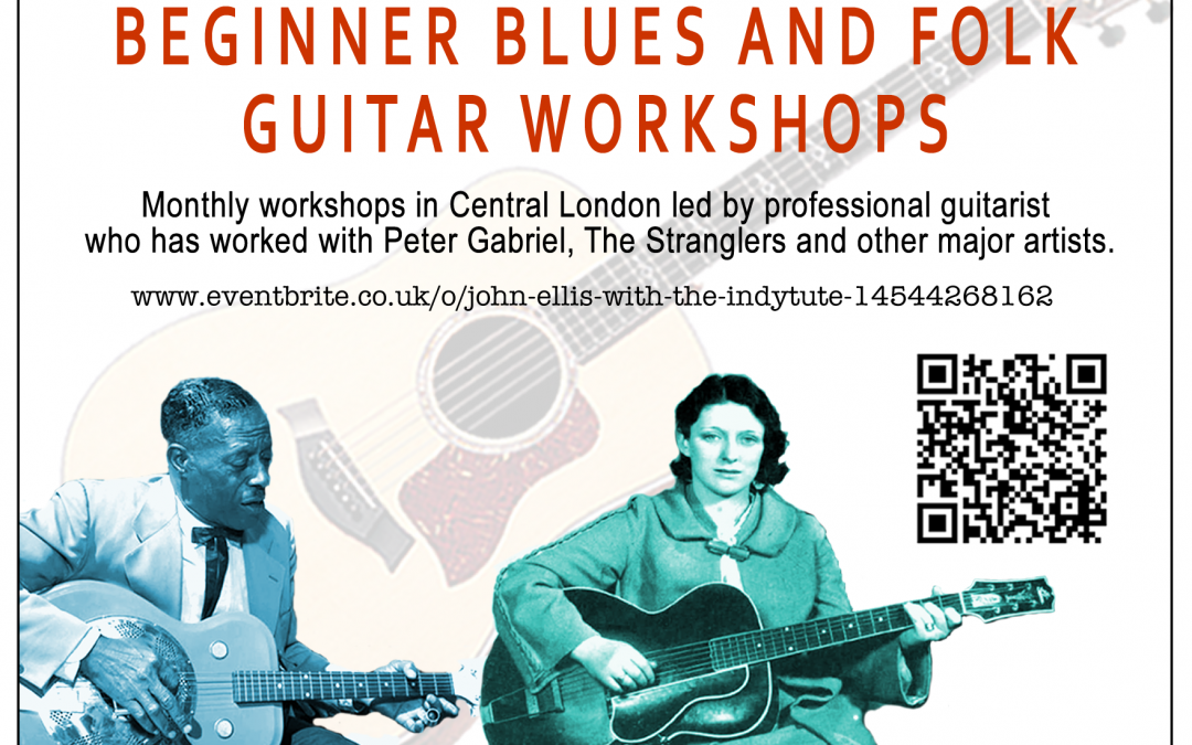 Beginner Blues Guitar Workshop